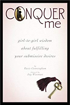 The cover of Conquer Me by Kacie Cunningham