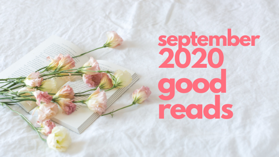 september 2020 good reads